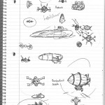 More airship designs for The Exile's Violin