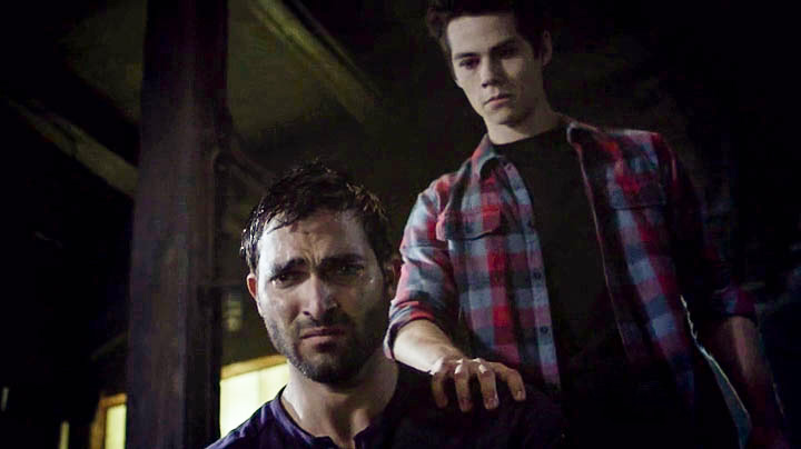 Derek Teen Wolf Man Pain