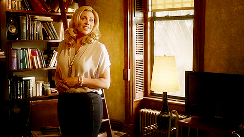 Candis Cayne on Elementary
