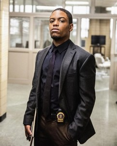 Jon Michael Hill on Elementary