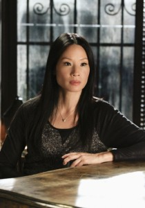 Lucy Liu on Elementary