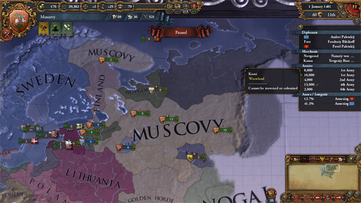 Muscovy in 1481 in EUIV