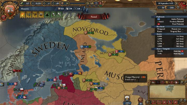 Muscovy victory over Novgorod 2