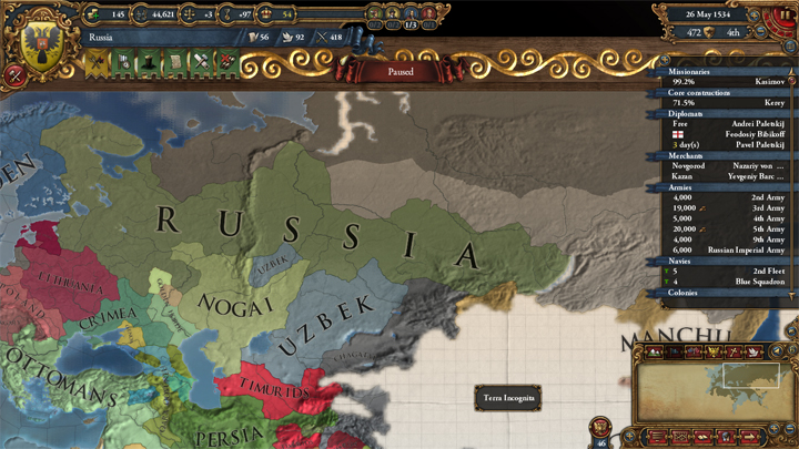 Russia: East to the Sea (Part 4)