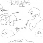 Tethys rough map