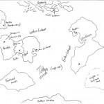 Tethys rough map