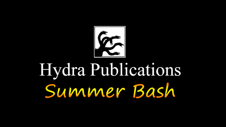 Hydra Publications Summer Bash July 16-17