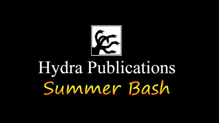 Hydra Publications Summer Bash July 16-17