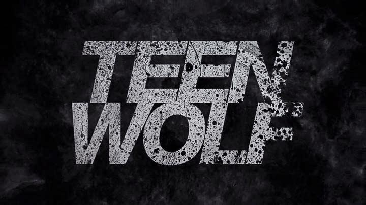 Teen Wolf title card