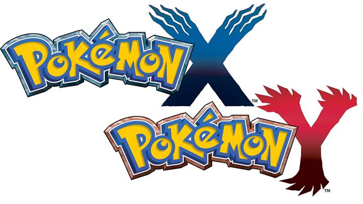 Pokémon X & Y Logo