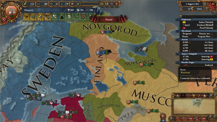 Muscovy Victory over Novgorod 1